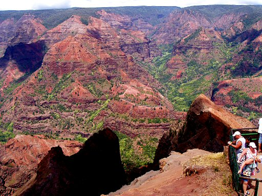 wiamai canyon overlook