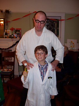 two mad scientists