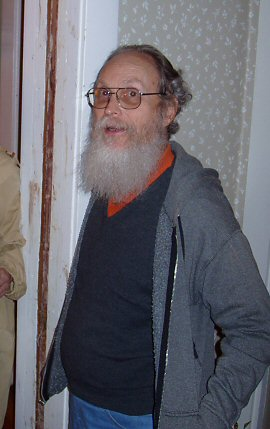 man with a nice big white beard and glasses